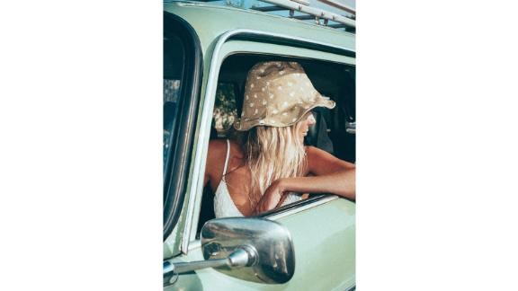 Billabong x The Salty Blonde So Wired Cotton Hat