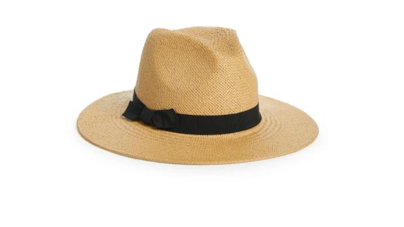 Halogen Women's Panama Hat