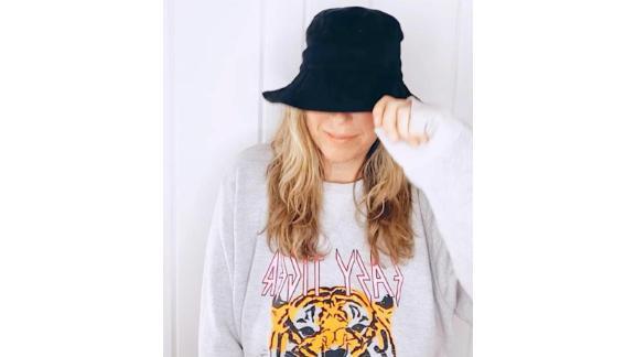 Women's Canvas Bucket Hat
