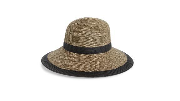 San Diego Hat Stripe Cloche