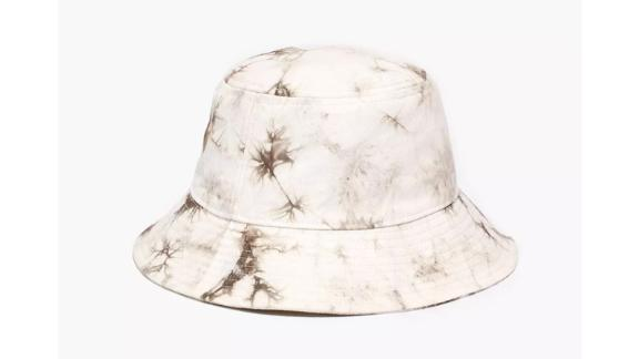 Madewell Tie-Dye Short-Brimmed Bucket Hat