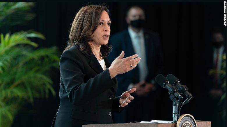 White House 'Perplexed' By Kamala Harris Performance on First Foreign Policy Trip: CNN