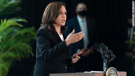 Kamala Harris is in a very difficult situation