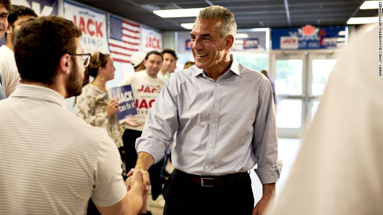 Jack Ciattarelli wins GOP primary for New Jersey governor, CNN projects