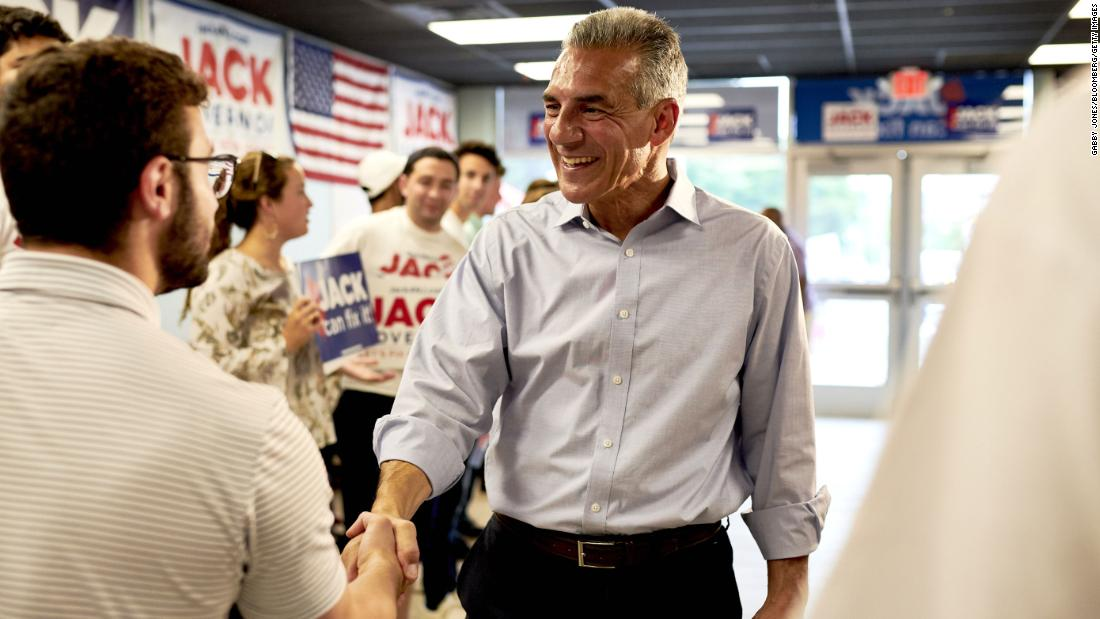 Jack Ciattarelli wins GOP primary for New Jersey governor CNN projects – CNN