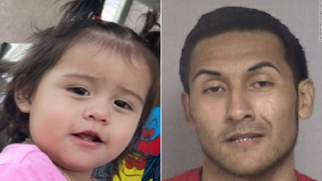 Texas police say an 18-year-old and her baby were kidnapped   CNN