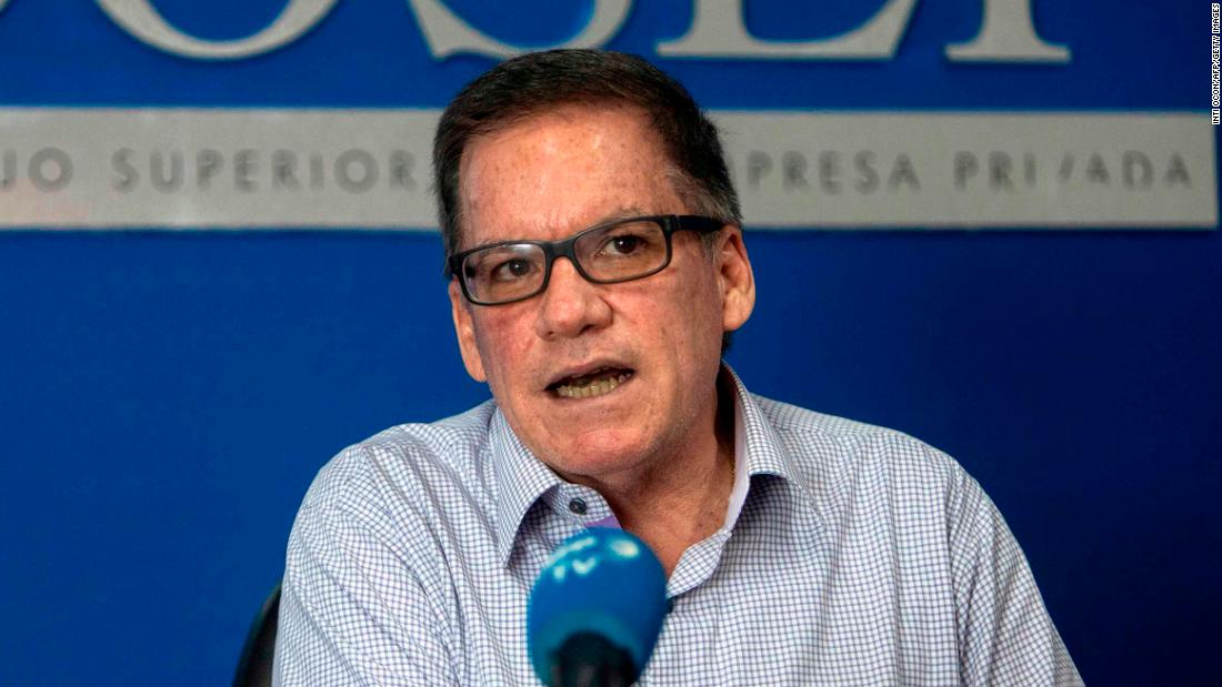 Seven Nicaraguan opposition leaders detained ahead of election