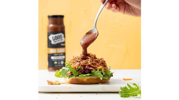 Good Food For Good Organic Ketchup & BBQ Sauce Bestseller Set