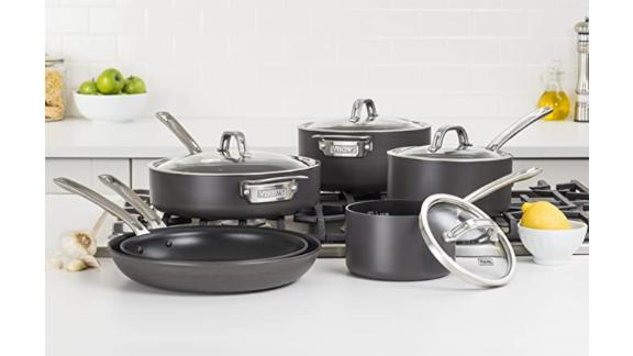 Viking Culinary Hard Anodized Nonstick Cookware Set
