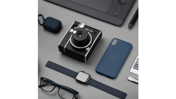 Instax Mini 40 Camera Bundle With Film Pack
