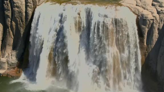 """Shoshone Falls is known as the """"Niagara Falls"""" of the west."""