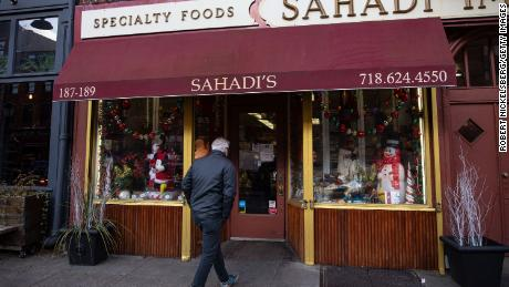 Sahadi's grocery store on Atlantic Avenue in Brooklyn