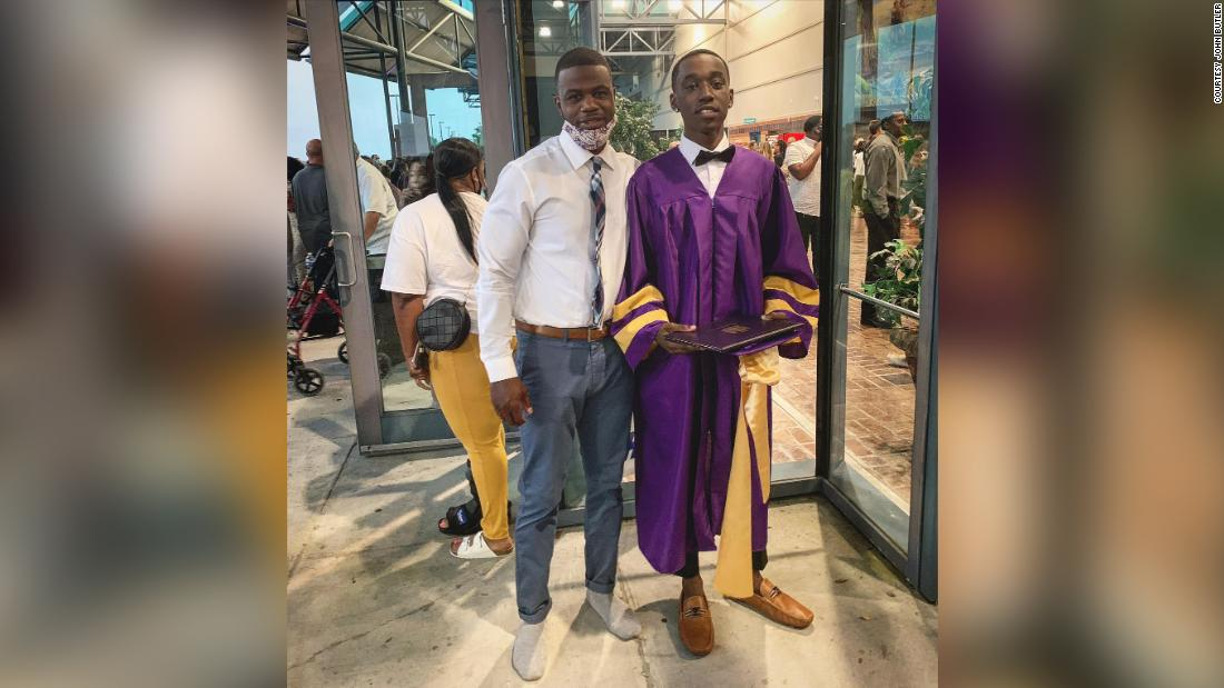 They were denied diplomas and blocked from crossing the stage for how they celebrated graduation