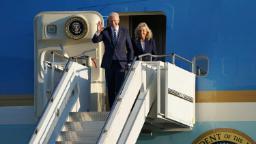 Photos: Biden's first trip abroad as president