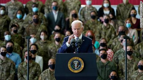 Biden warns he'll tell Putin 'what I want him to know' as he defines goals of foreign tour