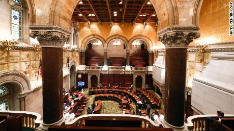 New York lawmakers move to open the gun industry to liability lawsuits