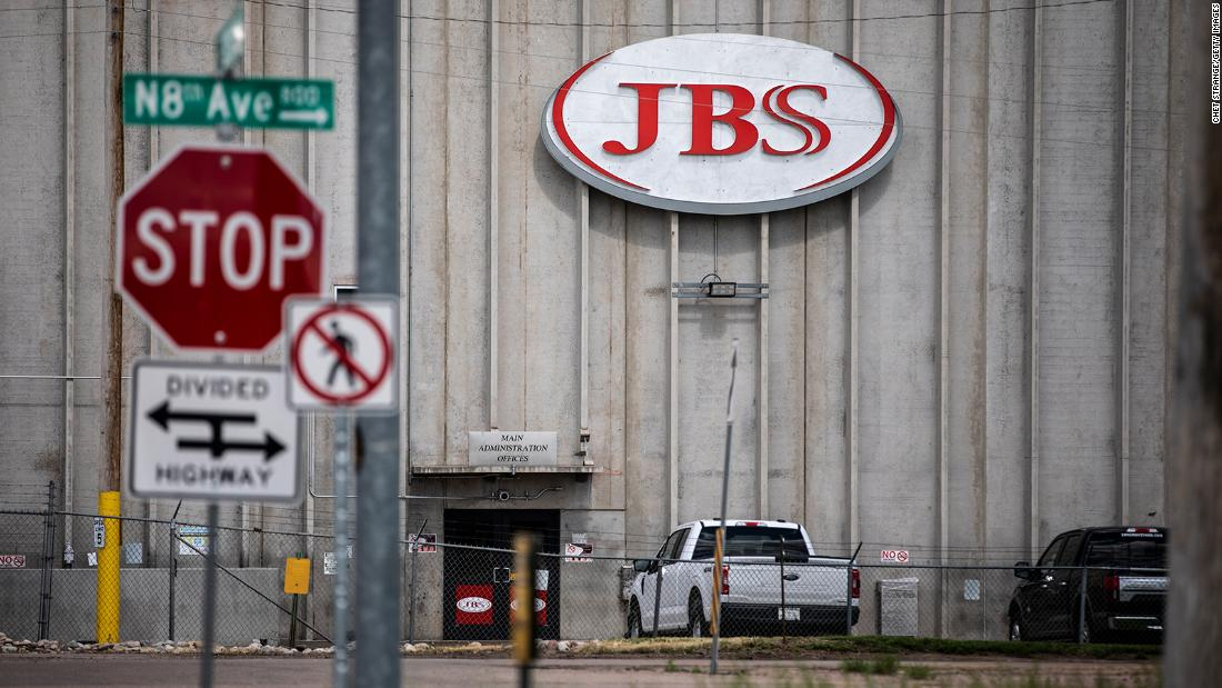 JBS says it paid $11 million ransom after cyberattack thumbnail