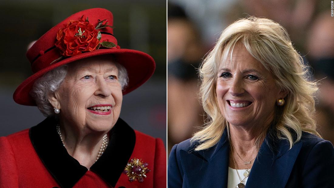 'Jill from Philly' meets the Queen – CNN