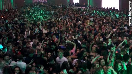Can indoor concerts ever be safe again?