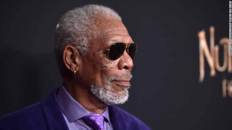 Morgan Freeman and a University of Mississippi professor donate $1M to college's policing program