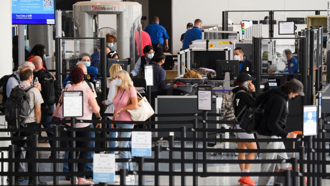 TSA seeks volunteers amid summer travel demand