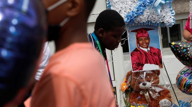 Man who allegedly fatally shot 10-year-old New York boy is charged with murder