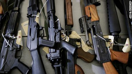 California appeals judge's ruling that overturned state's ban on assault-style weapons