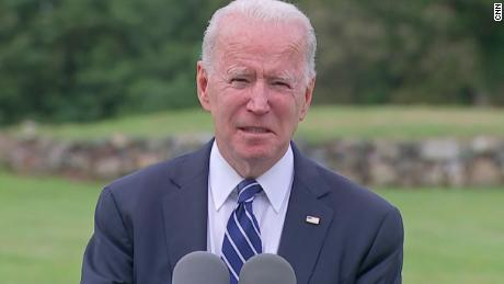 Biden is not living up to his promises