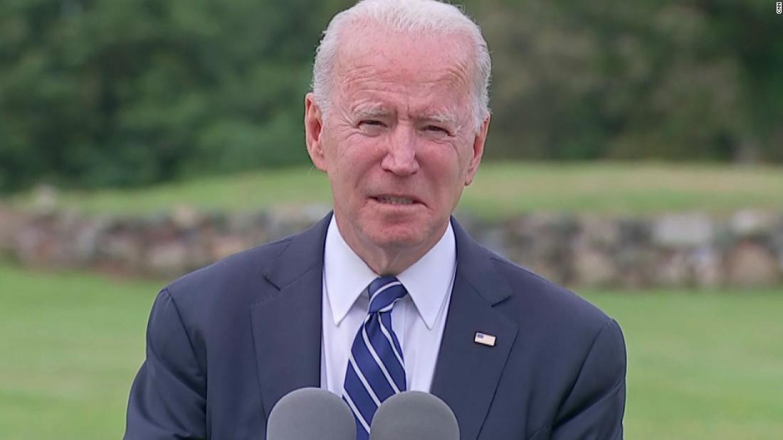 Opinion: Biden isn