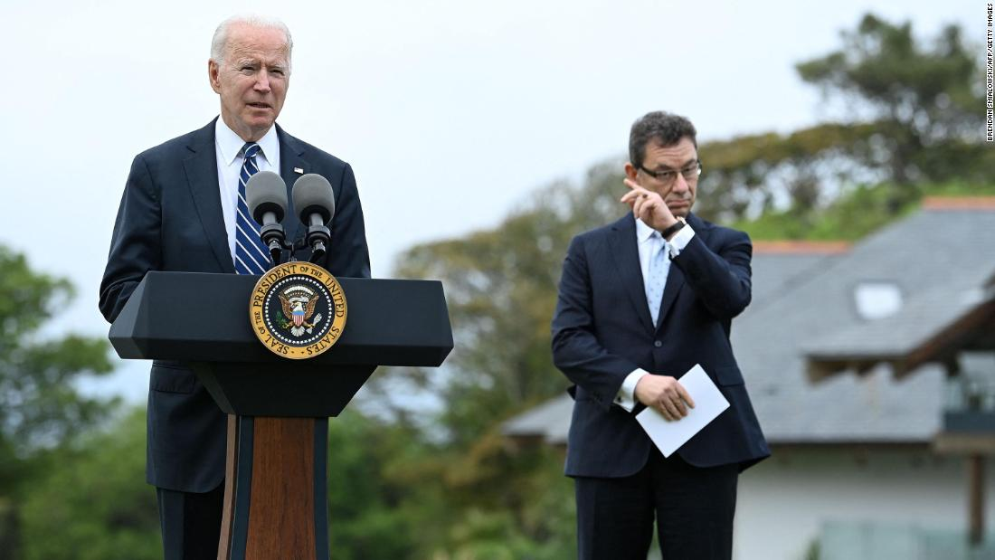 Biden says US to buy and donate half-billion doses of Pfizer's Covid vaccine: 'We know the tragedy. We also know the path to recovery' – CNN