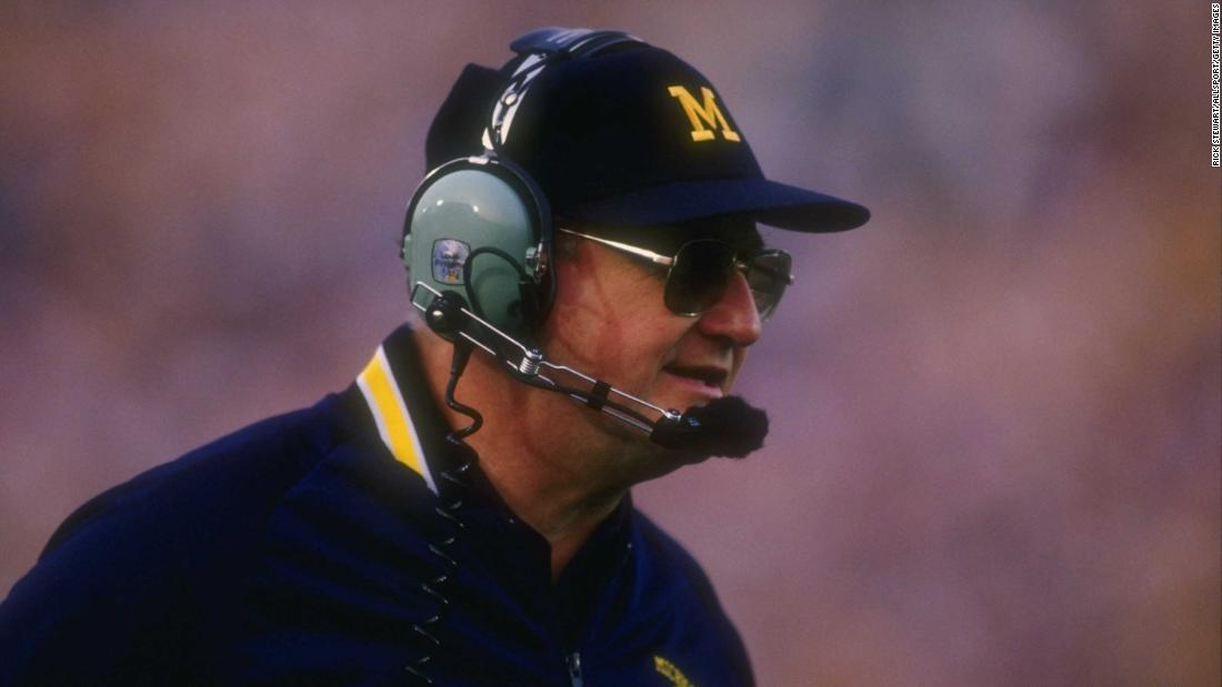 University of Michigan football coaching legend's son says dad knew doctor was abusing athletes – CNN