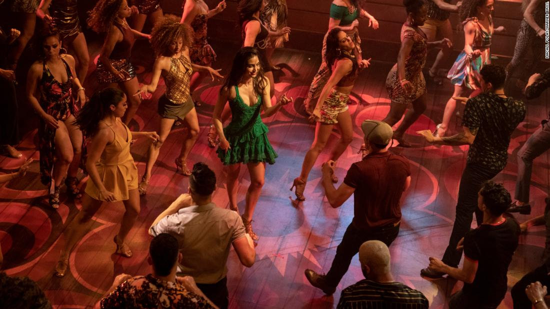 Why 'In the Heights' left me wanting more