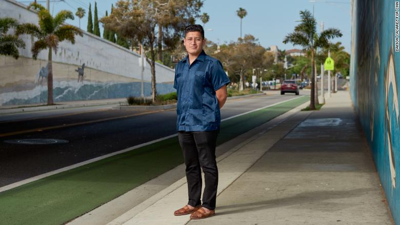 """Alan Luna, a casting director for tv, film and animation, said he saw early in his career that he could effect change in entertainment. """"Holy crap, me -- this Latino first-generation kid from LA -- can really make a difference in our industry."""""""