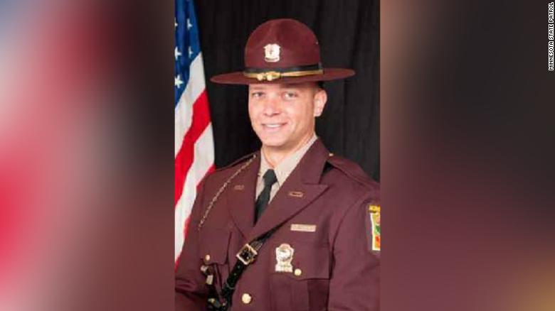 Former Minnesota state trooper pleads guilty to texting a detained woman's nude photos to himself