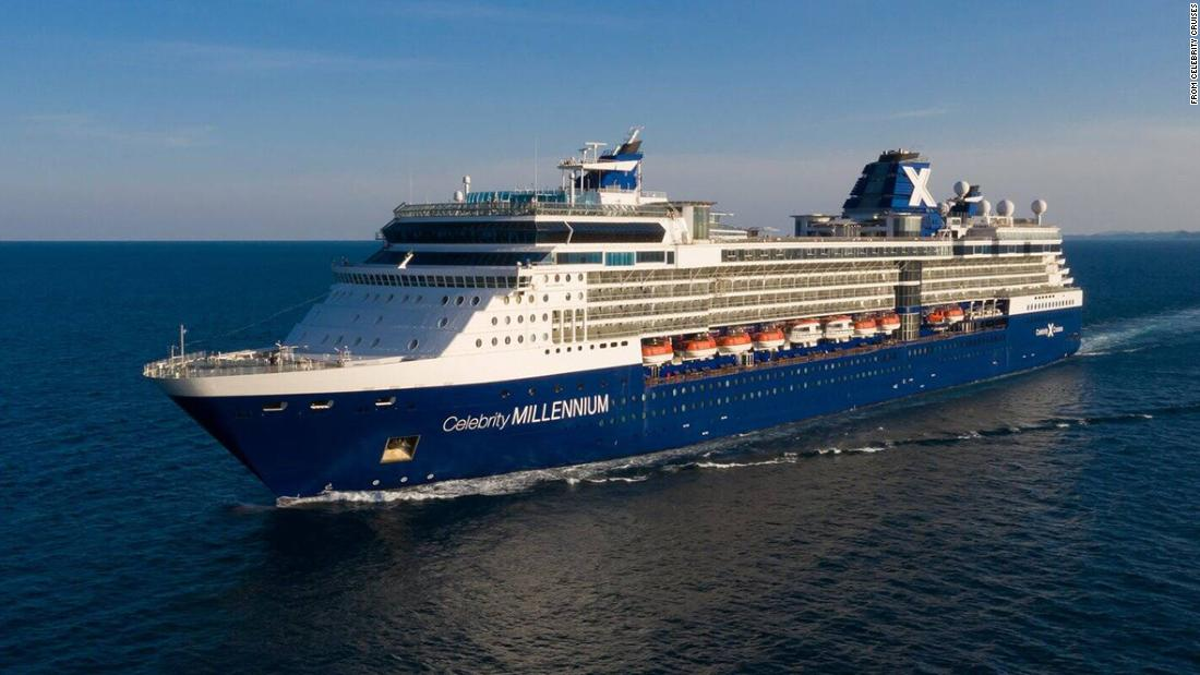 Two passengers on Celebrity Millennium cruise test positive for Covid-19 – CNN