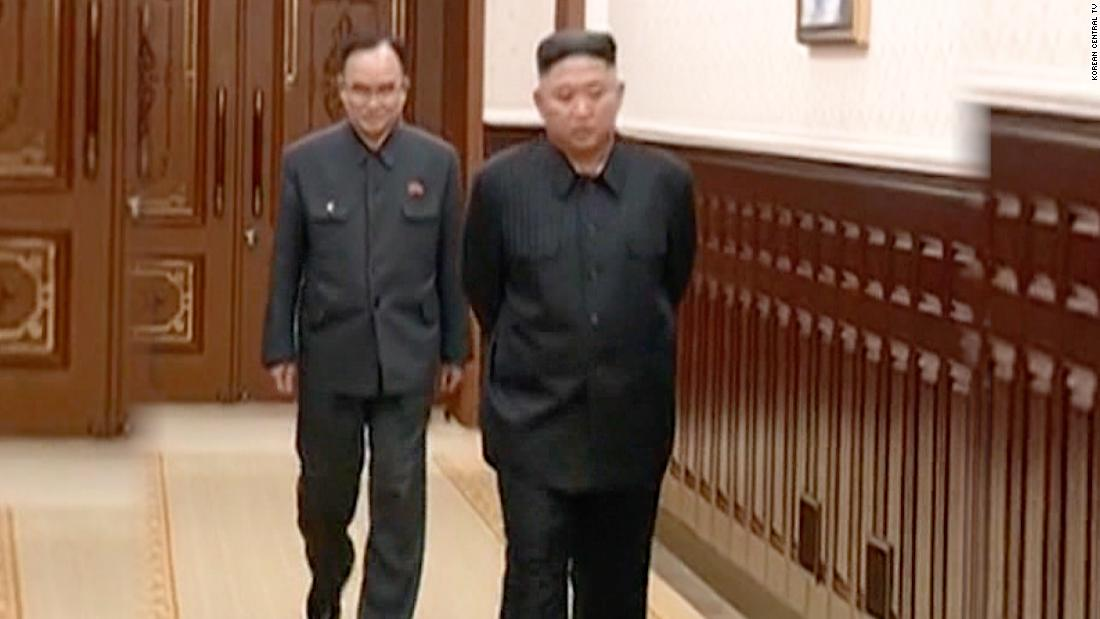 Kim Jong Un's new appearance raises questions