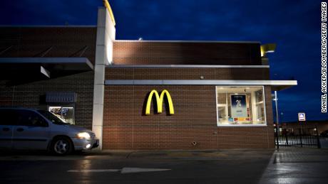 McDonald's пострадал от утечки данных
