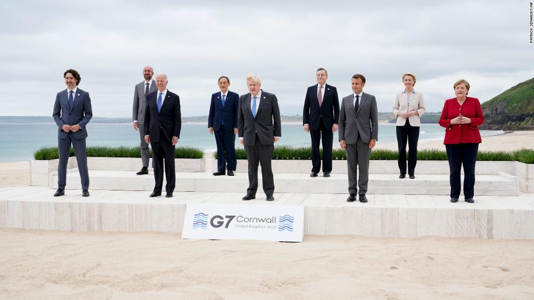 G7 calls for new study into origins of Covid and voices concern on China
