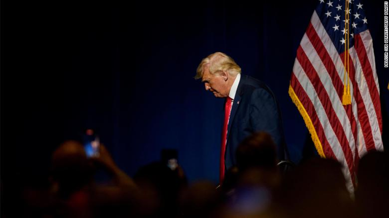 Trump struggles to find a challenger to Kemp in Georgia