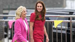 See Jill Biden and the Duchess of Cambridge host school roundtable – CNN Video