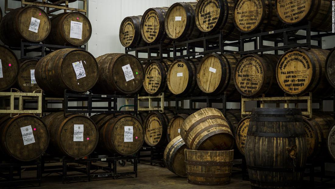 How Trump's tariffs haunt Kentucky's whiskey distillers: 'We're still on death row'