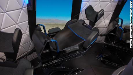 Billet de rechange pour un vol spatial avec Jeff Bezos vendu aux enchères pour 28 millions de dollars