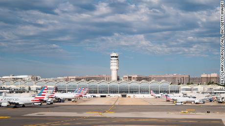 The FAA's new cleaning systems in air traffic towers are aimed at controlling flight delays