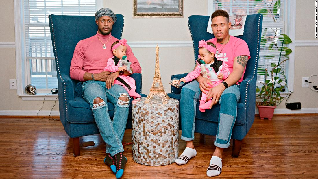 Photographs reveal the joy and hardships of gay fatherhood in the US