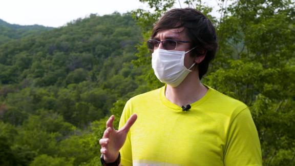 Language teacher Nima Esnaashari is considering dropping out as a Tokyo 2020 volunteer.