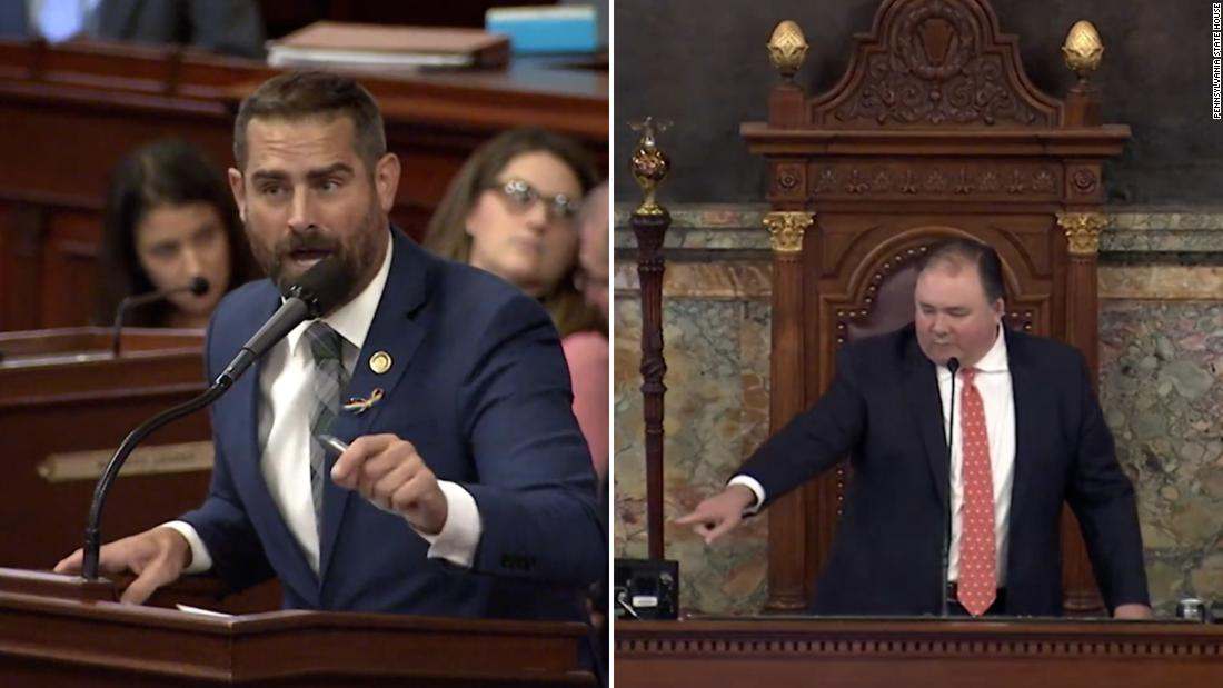 Pennsylvania lawmaker to GOP: 'Are you not 100 percent white?'