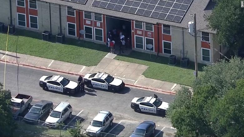 Five shot in Dallas, including 4-year-old girl