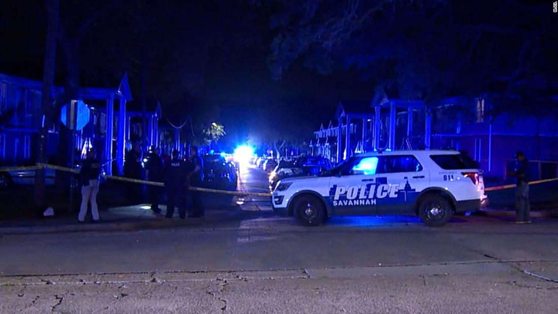 1 killed, at least 8 others are wounded in a shooting in Savannah, police say – CNN