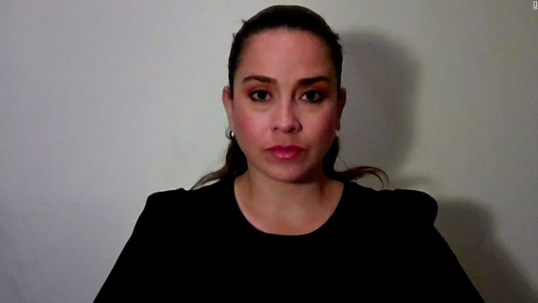 Wife of detained Nicaraguan activist says regime 'willing to kill'