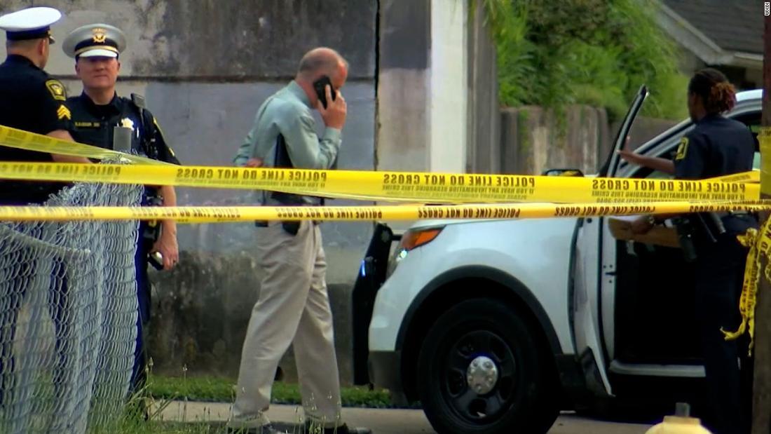 Cincinnati shooting injures 4 people -- including 2 children